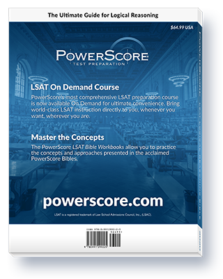 The PowerScore 2020 LSAT Logical Reasoning Bible for the Digital LSAT Thumbnail