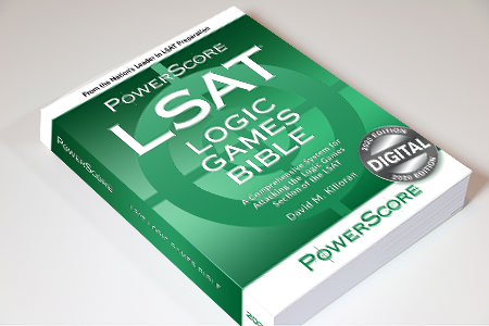 The PowerScore 2020 LSAT Logic Games Bible for the Digital  LSAT Thumbnail