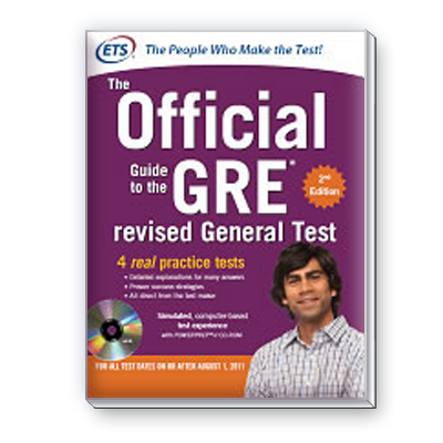 GRE: The Official Guide to the Revised General Test, Second Edition