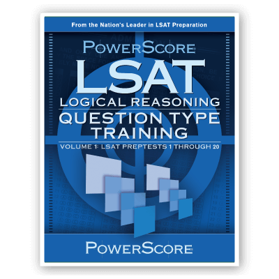 PowerScore's LSAT Logical Reasoning Question Type Training
